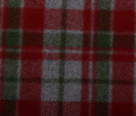 Bergen Checks by Steiner1888 | Upholstery fabrics