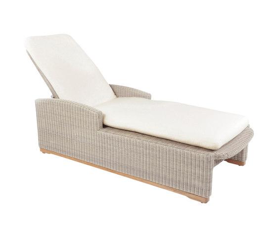 Westport Chaise de Kingsley Bate | Tumbonas