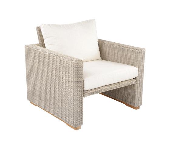 Westport Deep Seating Lounge Chair de Kingsley Bate | Sillones