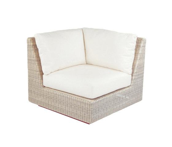 Westport Sectional Corner Chair & Left/Right Side de Kingsley Bate | Sillones