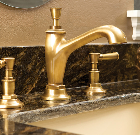Vander by Newport Brass | Wash basin taps