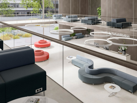 Share by Stylex | Seating islands