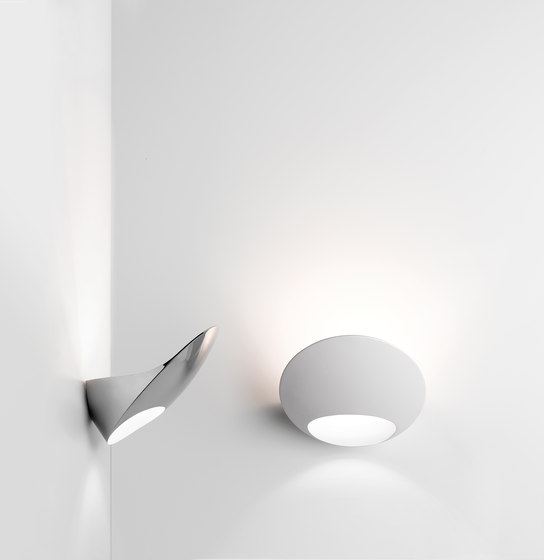 Garbí by LUCEPLAN | Wall lights