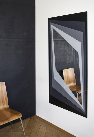Dorian Grey Mirror by Formagenda | Mirrors
