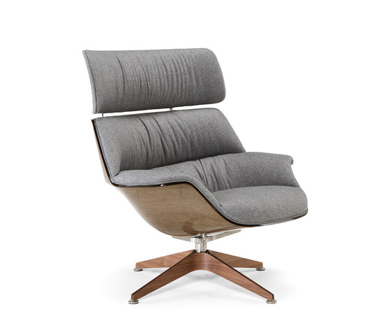 Coach With Headrest by SAINTLUC S.R.L | Lounge chairs