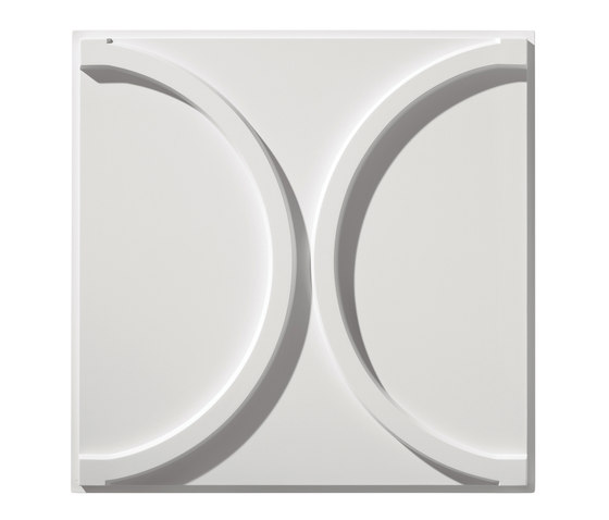 Cloverleaf Ceiling Tile de Above View Inc | Compuesto mineral planchas