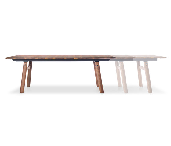 ESTUDIO | Walnut by Girsberger | Dining tables