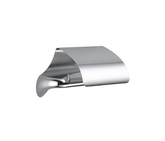 Paper holder with cover by COLOMBO DESIGN   Paper roll holders