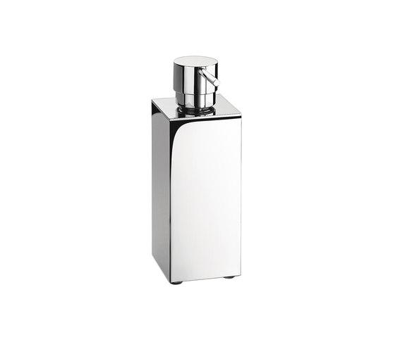 Chrome plated brass standing soap dispense de COLOMBO DESIGN | Dosificadores de jabón