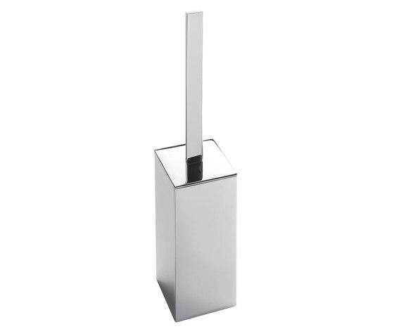 Porta scopino d'appoggio in ABS di COLOMBO DESIGN | Portascopino