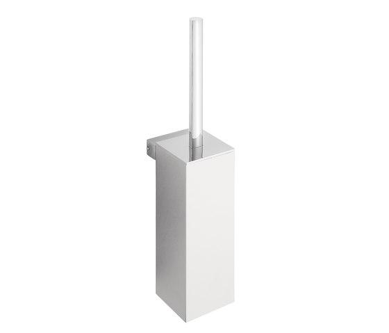 Hanging brush holder by COLOMBO DESIGN | Toilet brush holders