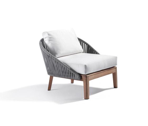 Mood Sofa / Club Chair | Stonegrey by Tribù | Armchairs