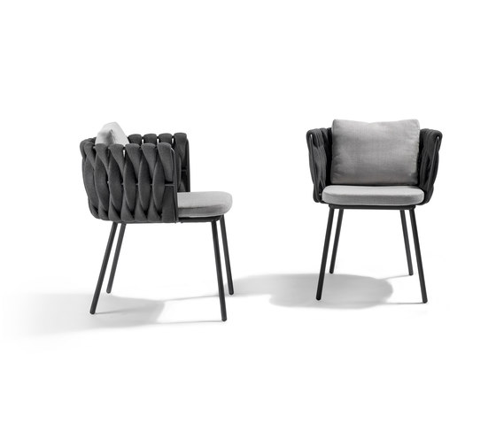 Tosca Armchair von Tribù | Stühle