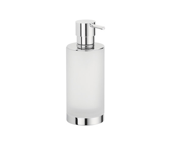 Standing soap dispender by COLOMBO DESIGN | Soap dispensers