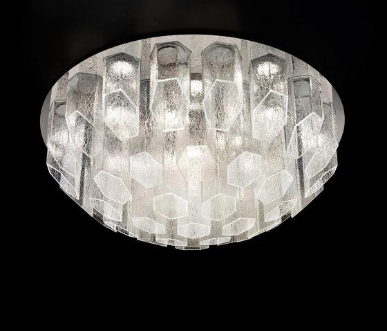 Trim di Barovier&Toso | Lampade plafoniere