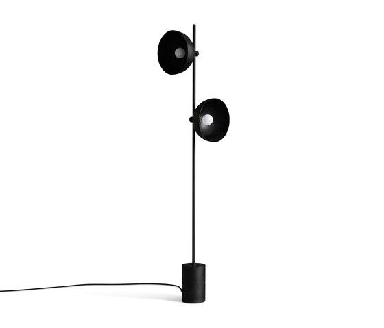 Studio Lamp - black de HANDVÄRK   Éclairage général