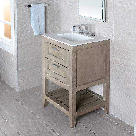 Stile Undercounter Vanity H281B de Lacava | Armarios lavabo