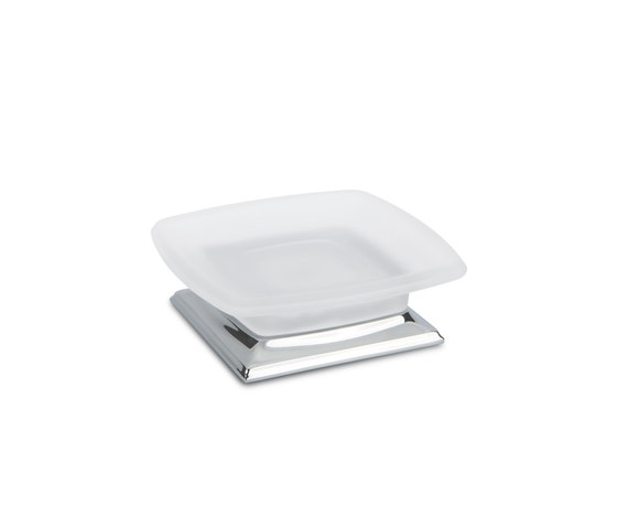 Standing soap dish holder by COLOMBO DESIGN | Soap holders / dishes