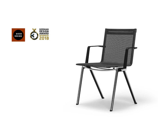 BLAQ chair by rosconi | Chairs