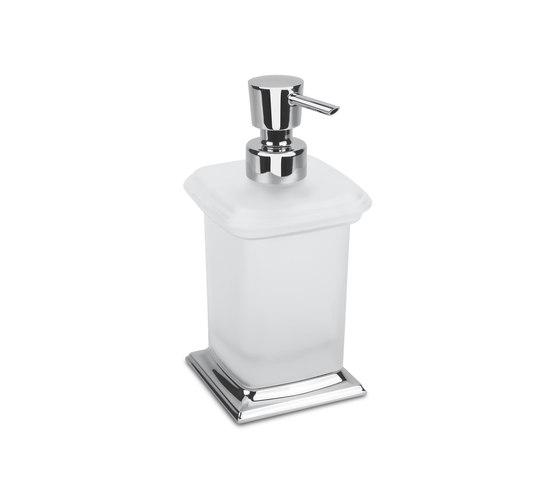 Standing soap dispenser by COLOMBO DESIGN | Soap dispensers