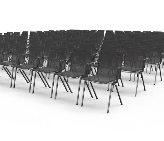 BLAQ armchair by rosconi | Chairs
