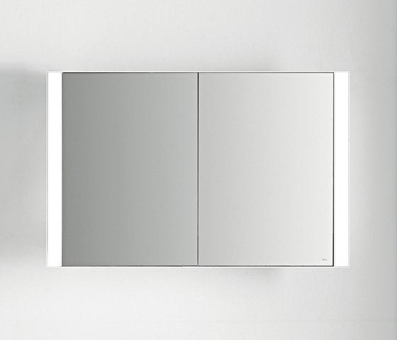 Quattro.Zero con espejo de Falper | Armarios de baño