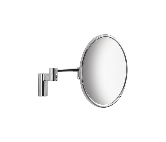 Wall magnifying mirror by COLOMBO DESIGN | Bath mirrors