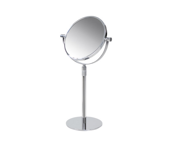Standing magnifying mirror by COLOMBO DESIGN | Bath mirrors