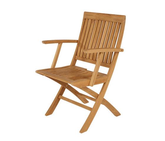 Monaco | Carver Dining Chair de Barlow Tyrie | Sillas