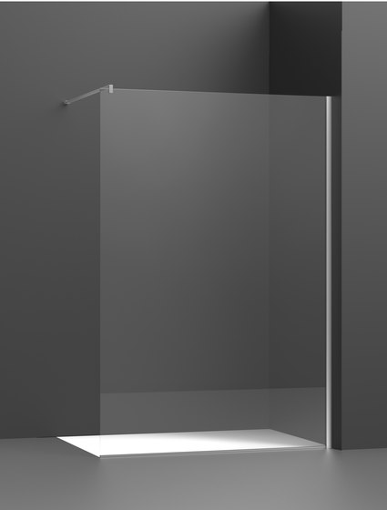Shadow by COLOMBO DESIGN | Shower screens