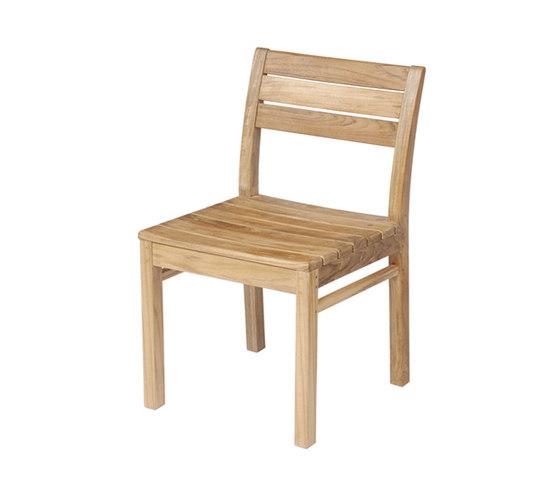 Bermuda | Dining Side Chair de Barlow Tyrie | Sillas