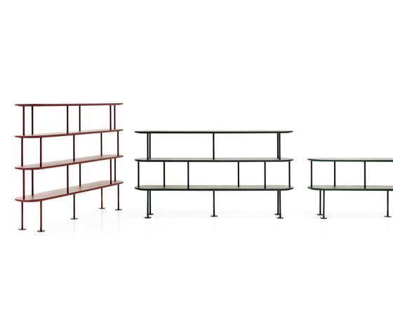 MD Shelf by Wittmann | Shelving