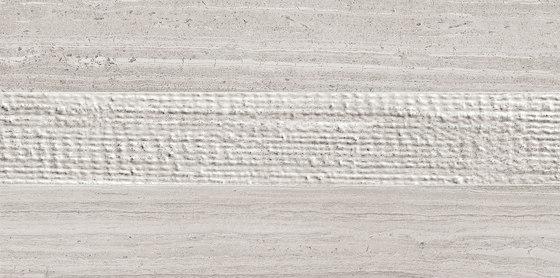 Marstood | Marble 02 | Silver Travertine | 10x60 di TERRATINTA GROUP | Piastrelle ceramica