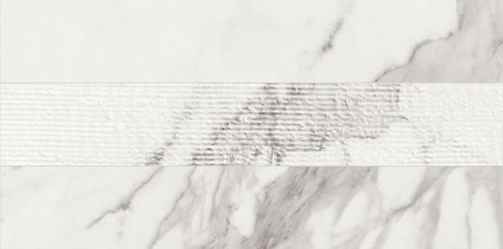 Marstood | Marble 01 | Statuario | 10x60 von TERRATINTA GROUP | Keramik Fliesen