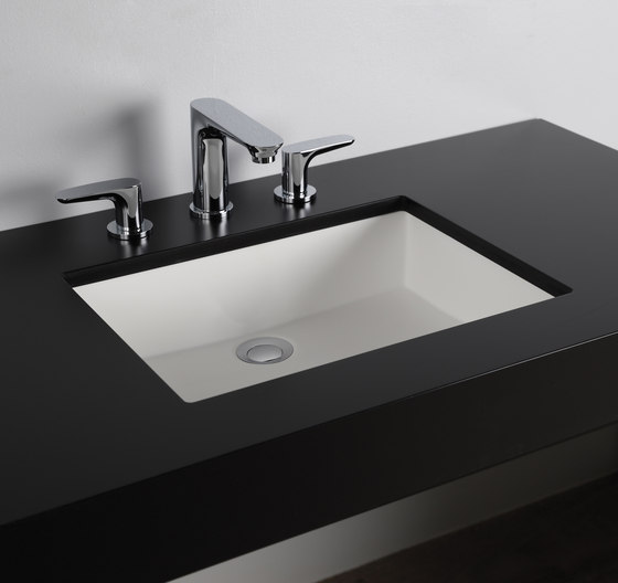 Kubista Undercounter Lavatory H261UN by Lacava | Wash basins