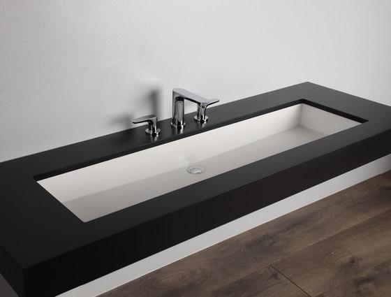 Kubista Undercounter Lavatory H264UN by Lacava | Wash basins