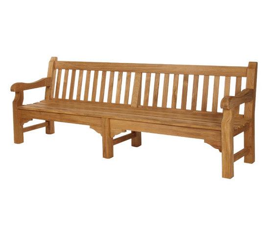 Rothesay | Seat 240 von Barlow Tyrie | Gartenbänke
