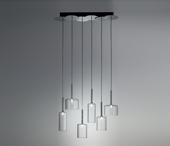 Spillray SP 6 by Axolight | Suspended lights