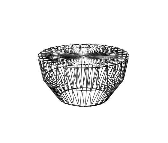 Drum / Ottoman Table de Bend Goods | Tables basses de jardin
