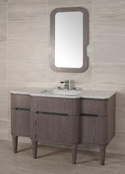 Eleganza Undercounter Vanity H274 by Lacava | Vanity units