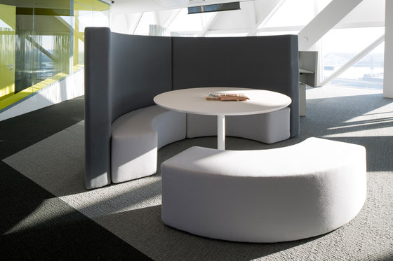 Dots Up by Lande | Seating islands