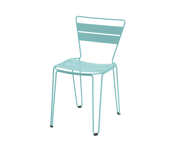 Mallorca Chair  | Turquoise blue by iSimar | Chairs