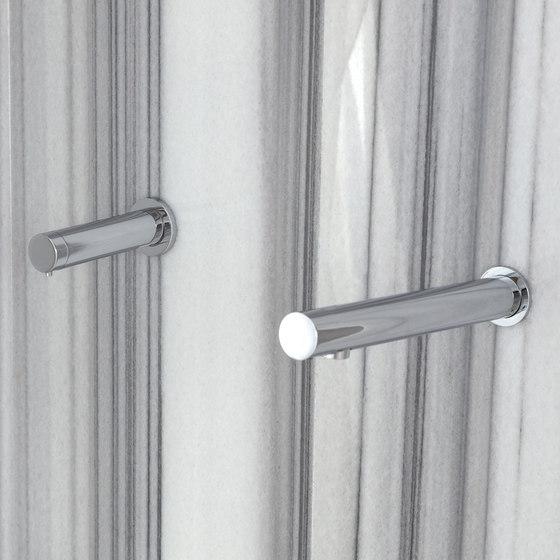 Zoom Soap Dispenser EX01A by Lacava | Wash basin taps