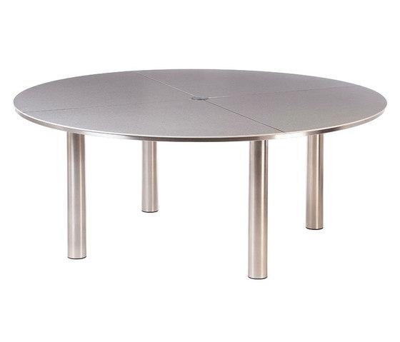 Equinox   Dining Table 180 + Ceramic Top de Barlow Tyrie   Mesas comedor