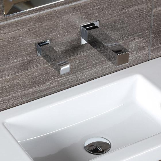 Zoom Soap Dispenser EX02A de Lacava | Grifería para lavabos