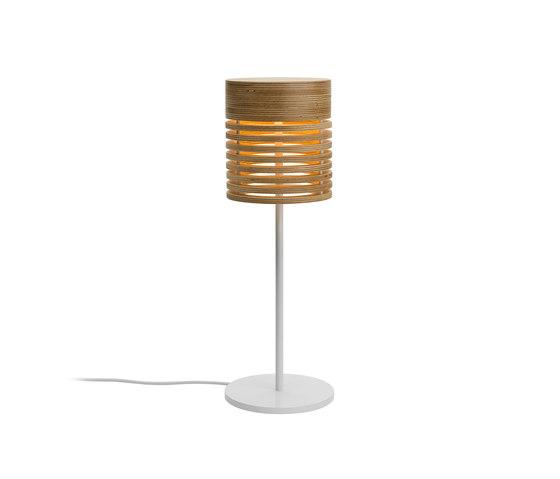 Raita Table Micro von Blond Belysning | Tischleuchten