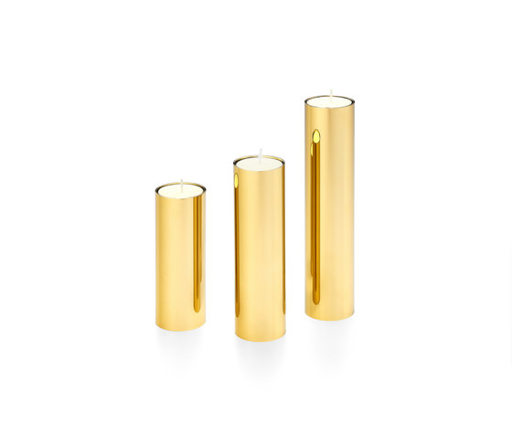 Spire gold de Les Basic | Bougeoirs