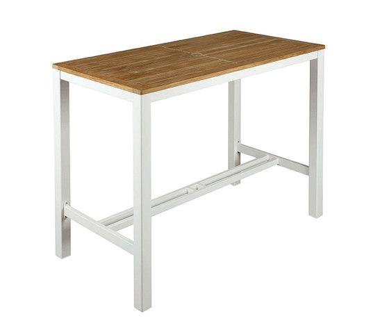 Aura | High Dining Table 140 de Barlow Tyrie | Mesas altas
