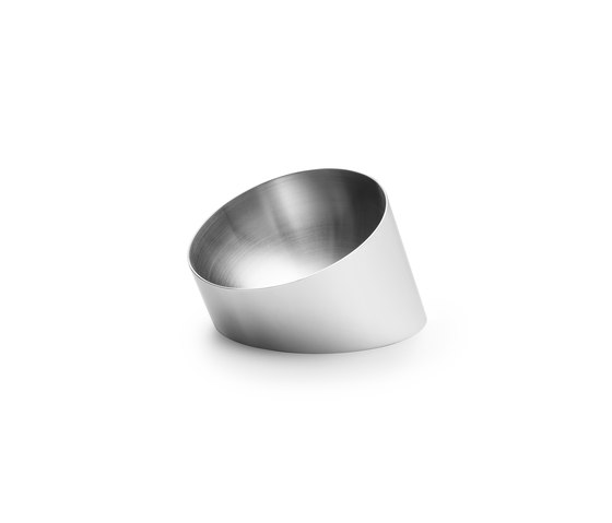 Sfera L silver by Les Basic   Bowls