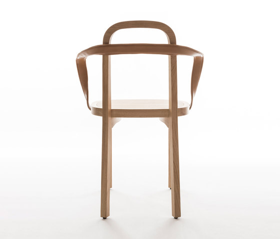 Siro+ | Chair with Armrests | oak von Woodnotes | Stühle